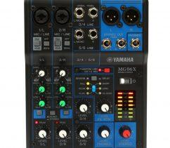 Bàn mixer Yamaha MG06X