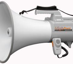 Megaphone đeo vai TOA ER-2230W