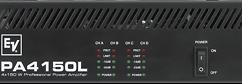 Power Amplifier Electro-Voice PA4150L