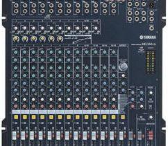 Bàn trộn âm thanh Yamaha MG166CX