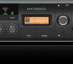 Cục đẩy công suất Behringer NX1000D EU