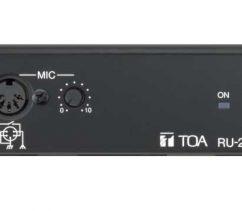 Bộ khuếch đại đường truyền Micro TOA RU-2001