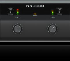 Cục đẩy công suất Behringer NX3000 EU