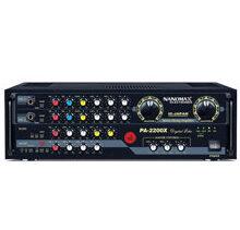 Âm ly karaoke Nanomax ST-368Eb