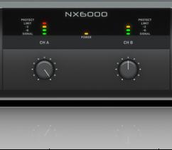 Cục đẩy công suất Behringer NX6000 EU