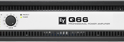 Cục đẩy công suất Electro-Voice Q66-II-230V