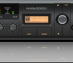 Cục đẩy công suất Behringer NX6000D EU