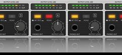 Bộ chia và khuếch đại 8 tai nghe Behringer HA8000 V2 EU