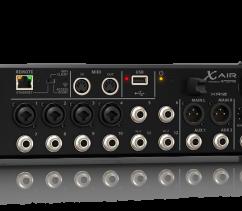 Bàn trộn kỹ thuật số 12 kênh Behringer XR12-EU