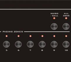 Bộ điều khiển trung tâm 10 vùng ITC T-6212A