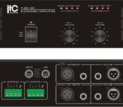 Âm ly công suất ITC T-2S120