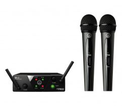 Bộ Micro AKG WMS40 Mini Dual Vocal