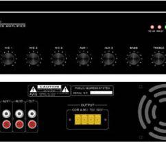 Âm ly liền Mixer ITC T-550
