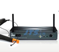 Bộ thu không dây và micro cài ve áo JTS US-8001D/PT-850B+CX-504