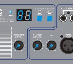 Bảng điều khiển ITC T-8000B