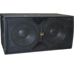 Loa Sub Hơi Đôi Bass40 CAVS SKD715