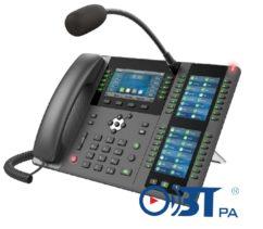 Micro kết hợp bàn gọi IP Network OBT-9808