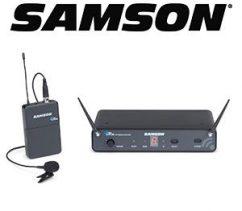 Micro Samson concert 88 LM5 presenation