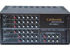 Amply California pro 968 B II