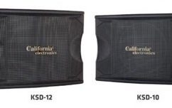 Loa California Series KSD -12 , KSD – 10