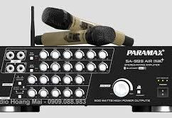 Amply Paramax SA- 999AIR Plus