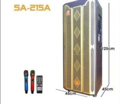 Loa kéo SONACO SA 215A  2Bass 40