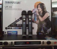 Micro Shure UR 6S