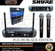 Micro Shure PGX 282