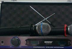 Micro Shure SVX 288E/U830